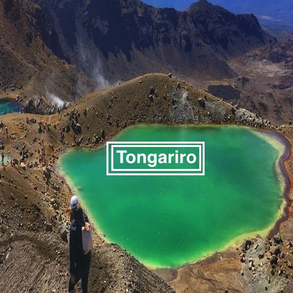 Guide: Tongariro Crossing, North Island – New Zealand