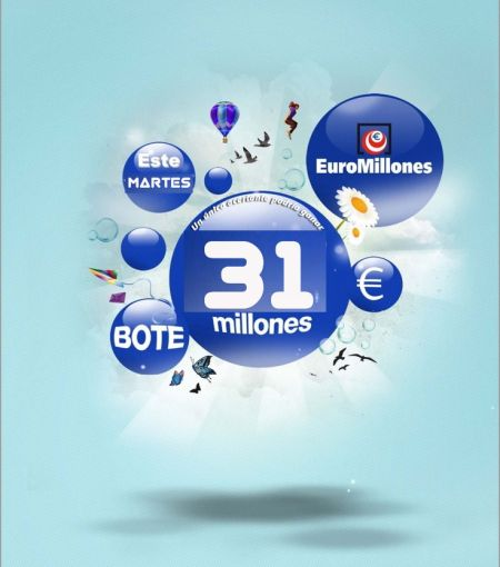 Euromillones, Bote, 31 Millones €, Martes 26/11/2013
