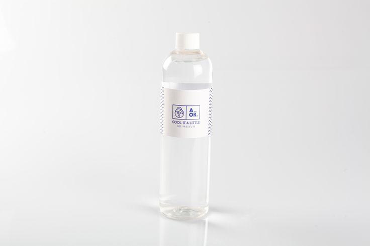 Self promotion project:  Water bottle.  https://www.behance.net/Ronel_Swan
