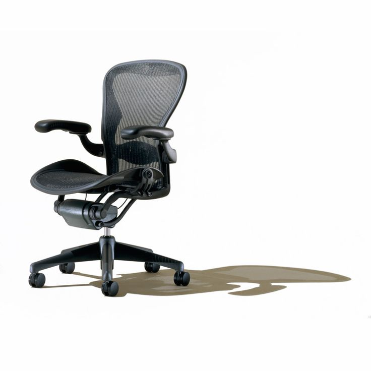 Aeron Chair for those hours and hours at the desk