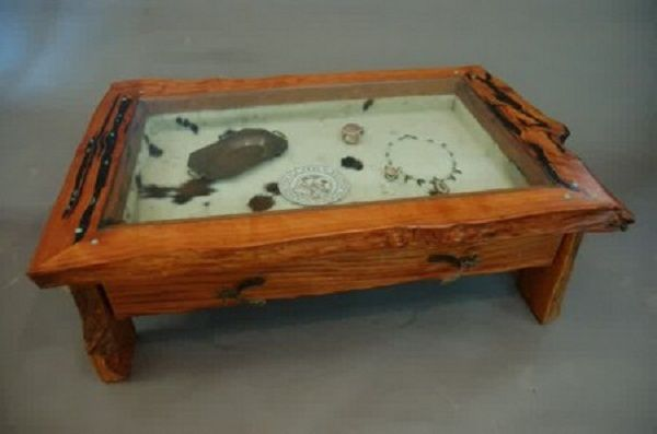 glass top display coffee table uk | table designs plans