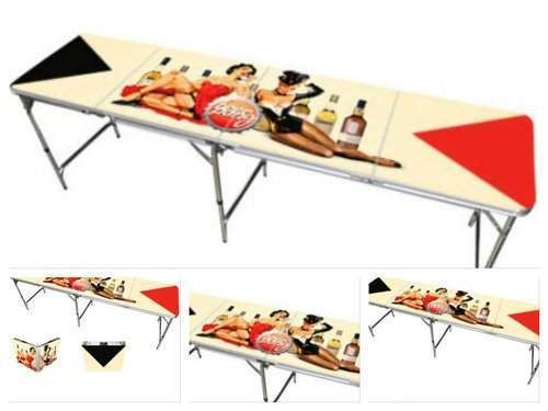 Beer-Pong-Table-Portable-Game-Room-Party-8-Foot-Folding-Drinking-Girl-Aluminum