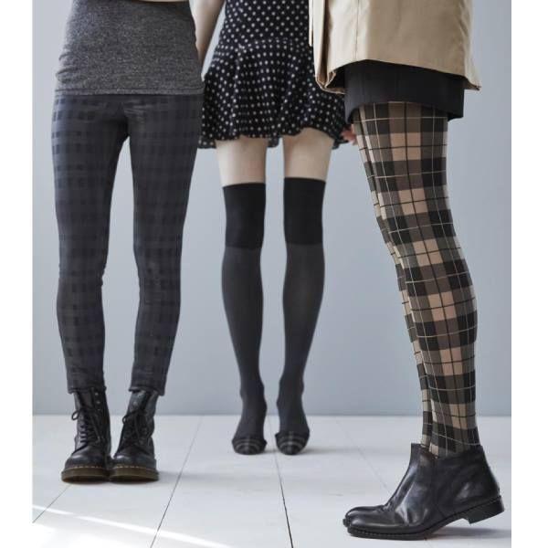 Pretty Polly Tights. Deze fashion Tartan print panty van Pretty Polly is onmisbaar voor een modieuze outfit. Pretty Bonnie Tights kan zowel zakelijk als ook in de vrije tijd gedragen worden. Deze panty heeft een schotse ruit. Maten: One size Kleuren: Red/Black, Black/Beige