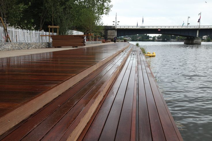 les 76 meilleures images propos de terrasse en bois hapax sur pinterest terrasses. Black Bedroom Furniture Sets. Home Design Ideas