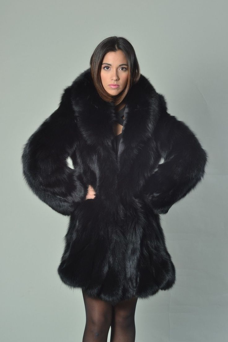 90 best fur coats images on Pinterest | Fur coats, Fox fur coat ...