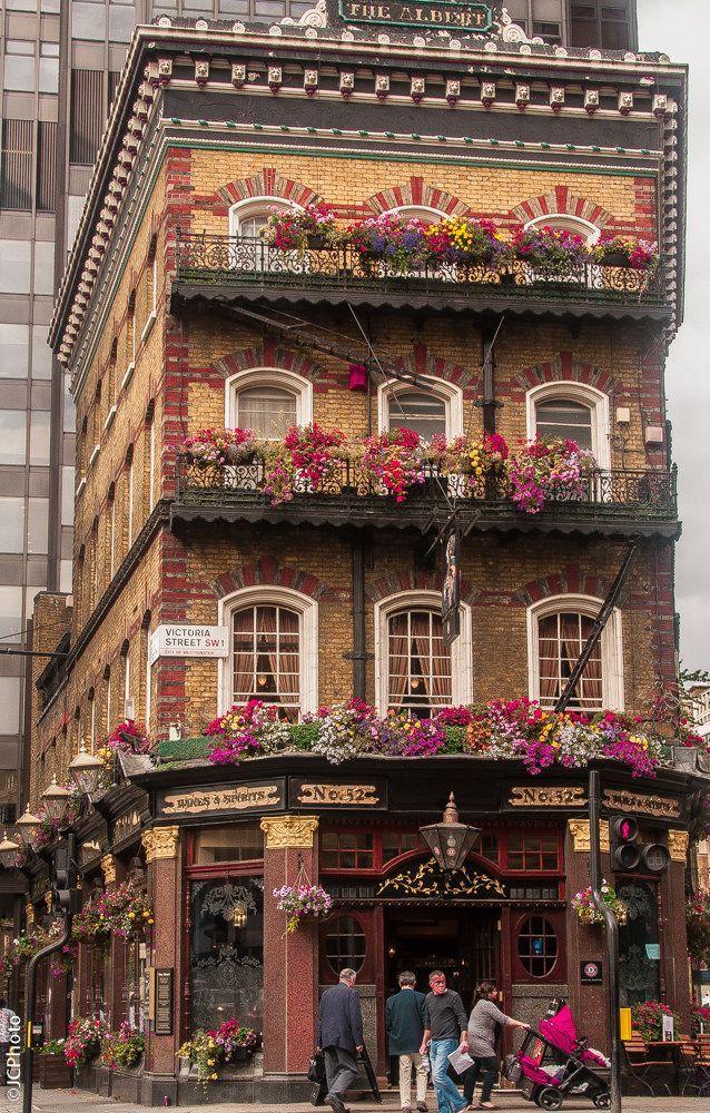 The Albert - 52 Victoria Street, Victoria, London, England by ©JCPhoto