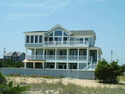 Outer Banks Beach House Rentals Surf And Sound