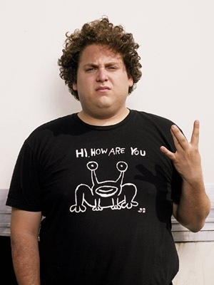 I would cast the younger fatter version of Jonah Hill as Tweedle Dumb, because he is really funny, and he is kinda fat so he would blend in nicely. He's a very comedic person and I think he would be great with the character.