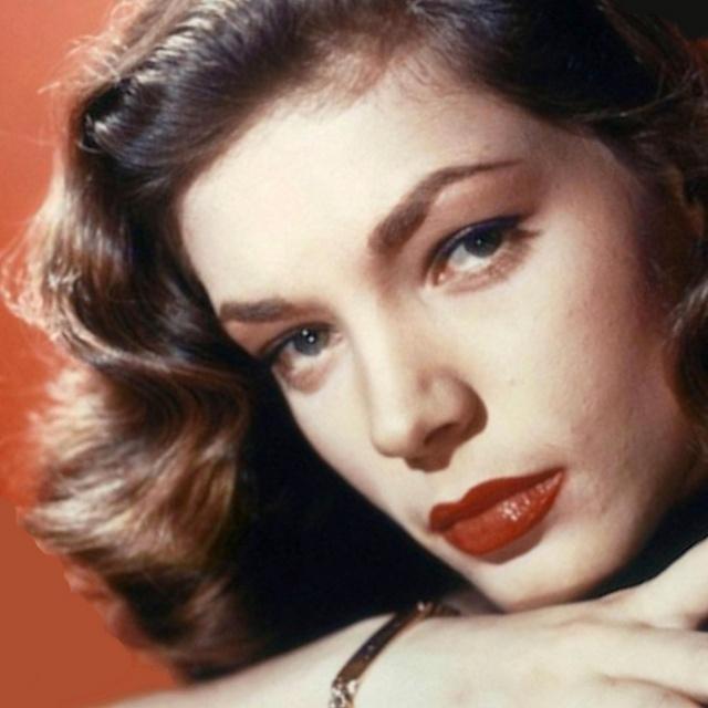 Love Lauren Bacall!!!