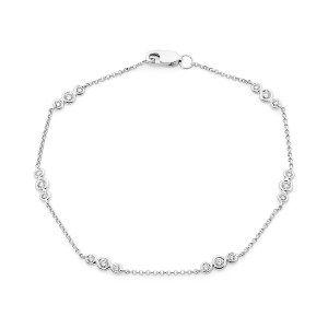 Diamond Bracelet Diamonds International Brisbane 00641#LoveDI #diamond #Engagement #Ring #elegant #gold #roundBrilliant #sparkle #bracelett