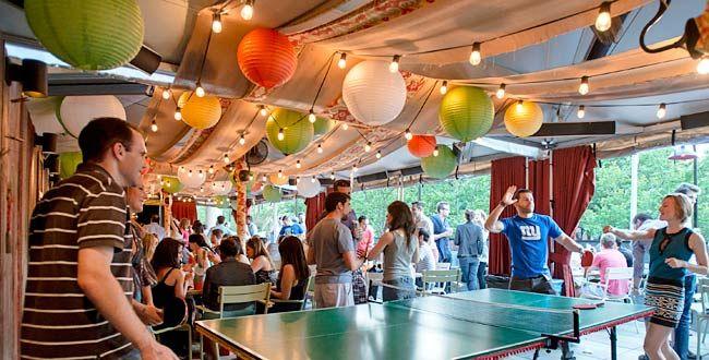 10 Best Beer Gardens in NYC