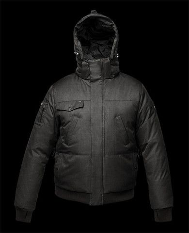 Nobis Men's Stanford Jacket in Black