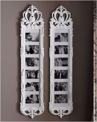 vintage collage frames