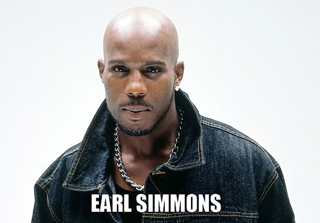 DMX   50 Hip Hop Artists' Real Names You Probably Never Knew