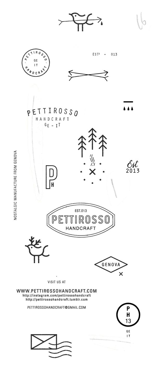 Pettirosso Handcraft on Behance