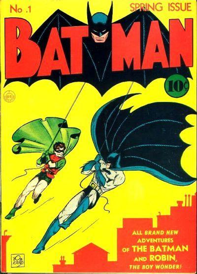 Collect 25 Batman comics. 5/25