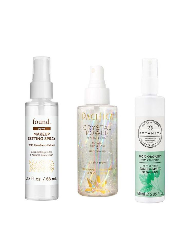 The Best Drugstore Face Mists to Refresh and Set Your Makeup