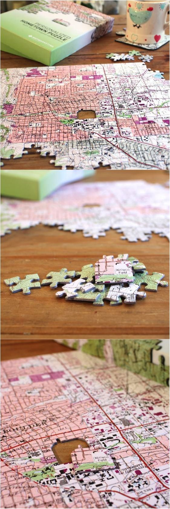 Best Custom Map Maker Ideas On Pinterest Travel Map Maker - Chicago map puzzle