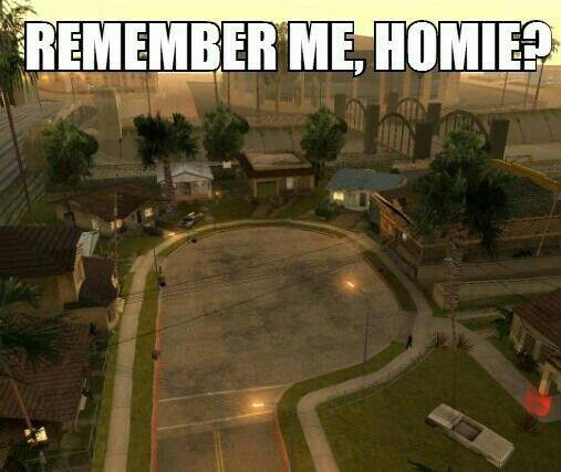 Grand Theft Auto, Fan Art, PC, PS4, Xbox One, Playstation. Gta San Andreas