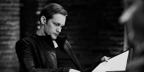 "When he looked directly into your soul. | 34 Moments That Show Why Eric Northman Is The Only Thing We'll Miss From ""True Blood"""