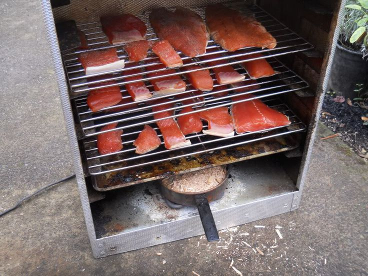 11 Best Big Chief Smoker Recipes Images On Pinterest