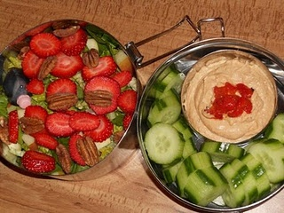 Lunchbox ideas from a vegan cookbook author (I'm not vegan, just looking for tasty food)
