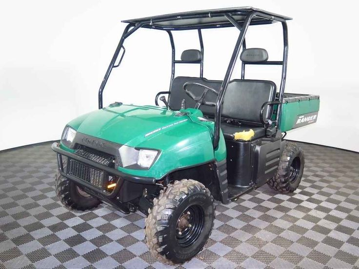 Used 2008 Polaris Ranger 4x4 EFI ATVs For Sale in Ohio. 2008 Polaris Ranger 4x4 EFI, This Ranger 500 is in excellent condition. Equipped with a roof to keep on you dry on those rainy days. Click the link for a free vehicle history report.http://donwoodadvantage.com/HistoryReport/VTR_4XARH50A082702526.pdfDon Wood Polaris and Victory is a Full Service Powersports Dealership. We offer Polaris Side X Sides and ATVs, Victory Motorcycles and Large Pre-Owned inventory. We offer UP-FRONT competitive…