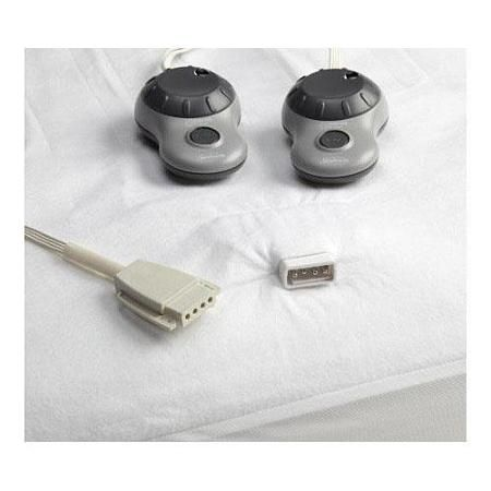 sunbeam nonwoven thermofine heated electric mattress pad queen size - Heated Mattress Pad Queen