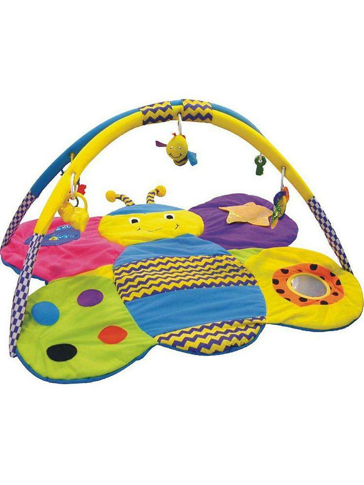 Baby Mix Deka hrací Motýl