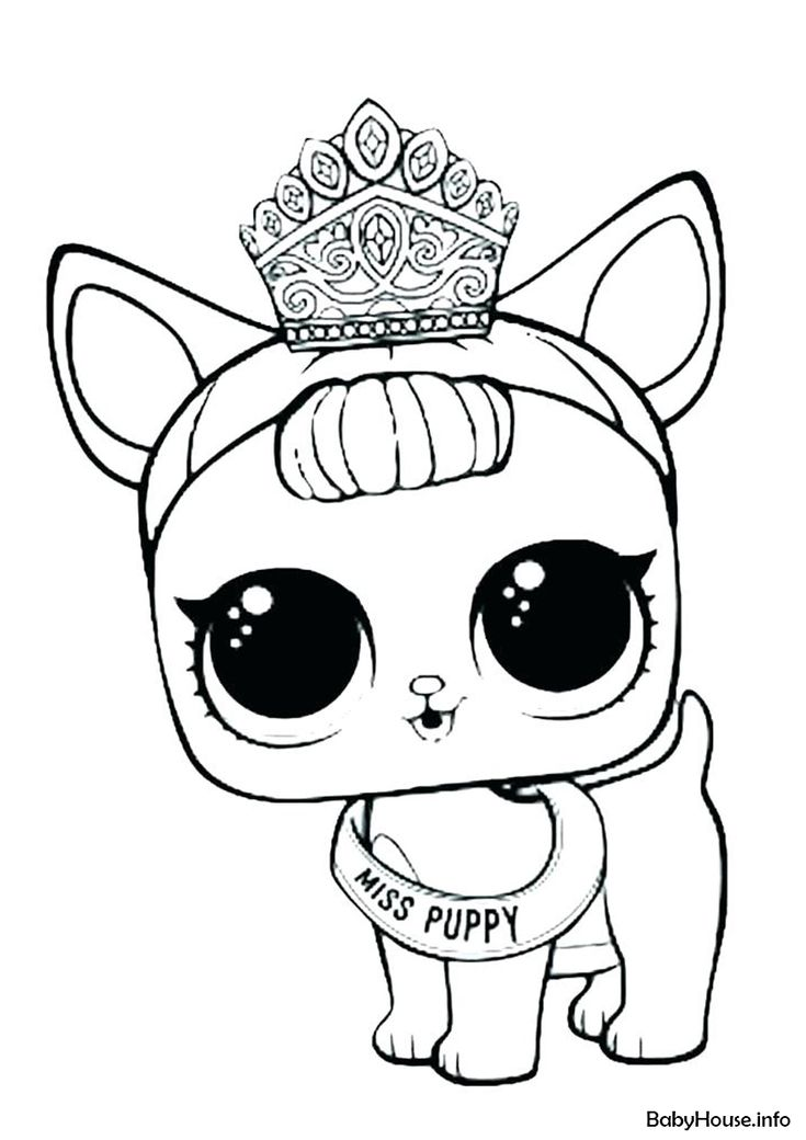 Miss-Puppy - high-quality free coloring from the category ...