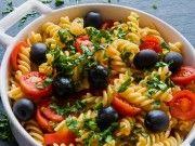 Fusilli alle olive