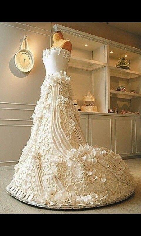 ♥ originale come torta , sicuramente abbondante ... ♥