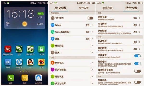 Cusrom [MT6582] VIBE UI 2.0 For Lenovo S850 - Tips Jitu Android