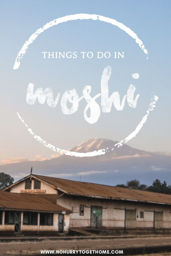 6 Fun Things To Do In Moshi After Climbing Kilimanjaro