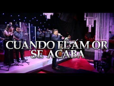 Cuando el amor se acaba - Mickey Taveras - Plus Latin Shows - YouTube