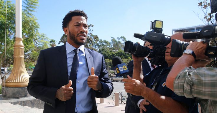 Derrick Rose Says He Expected 'Setup' in Rape Case