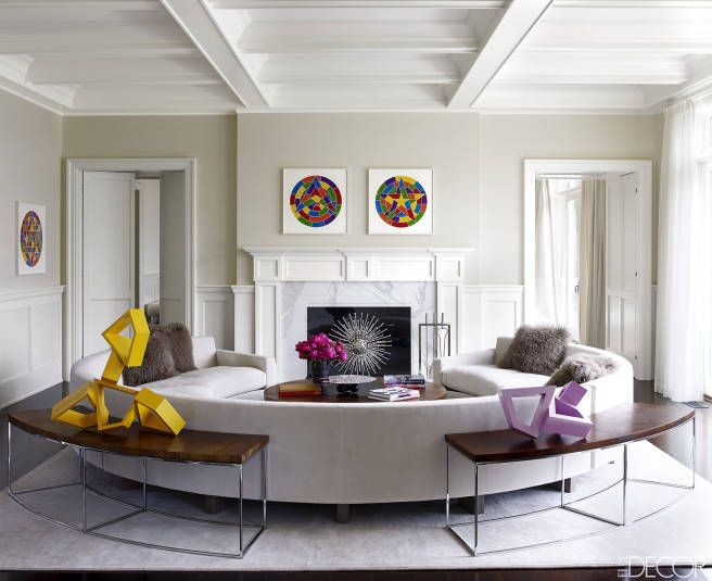 HOUSE TOUR: Tamara Mellon's Bright And Inviting Hamptons Home