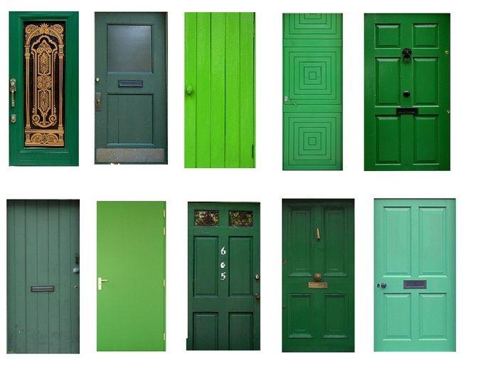 green front doorsBest 25 Green front doors ideas on Pinterest  Green doors Front