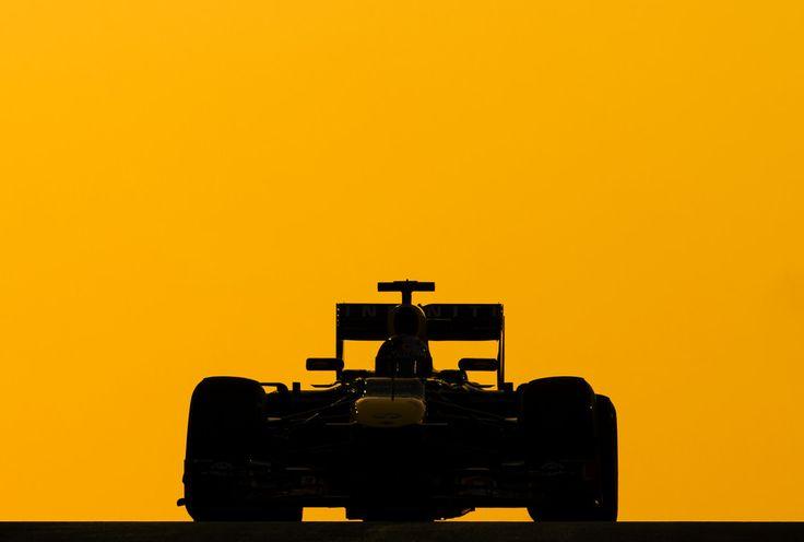 F1 Silhouette ... 2013 FORMULA 1 ETIHAD AIRWAYS ABU DHABI ...