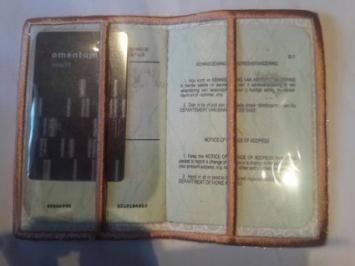 ITH PASSPORT COVER | Spookies Treasures
