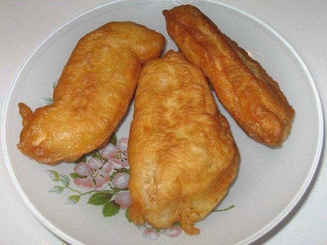 Japanese Tempura Batter for Chicken Fingers from CDKitchen.com