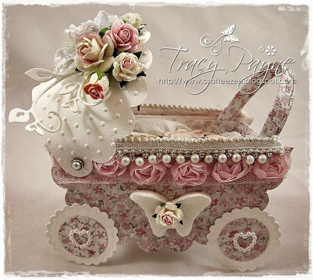 Baby Pram by Crafteezee