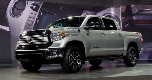2018 Toyota Tundra Diesel Price & Specs | Super Car Preview