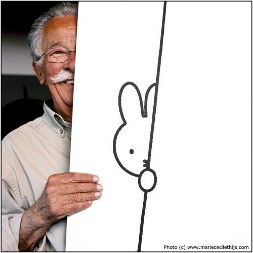 Dick Bruna by Marie Cecile Thijs