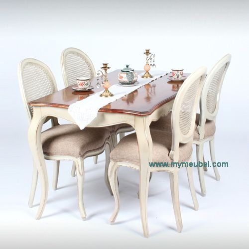 New Asha Dinning Table Set 4 Chairs