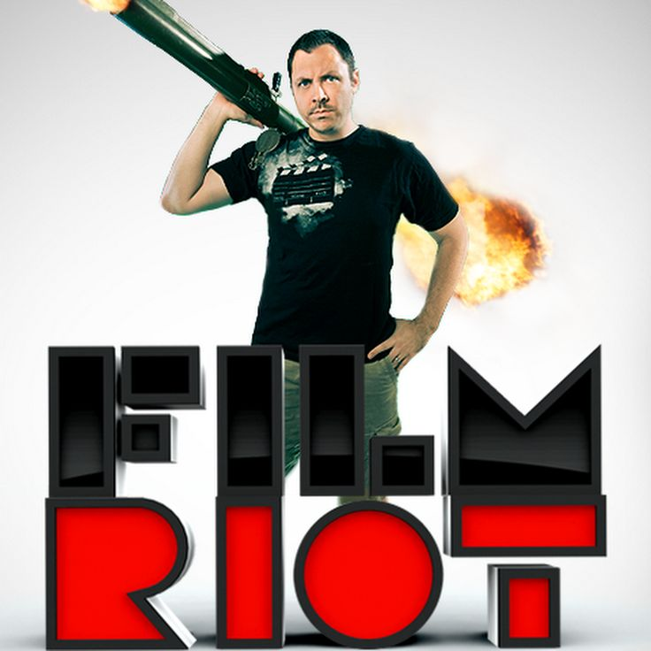 Film Riot is a how-to trip through filmmaking from the hyper-active mind of Ryan Connolly. From how to make great effects to following Triune Films through p...