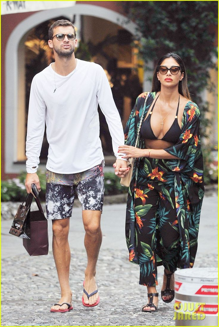 Nicole Scherzinger & Boyfriend Grigor Dimitrov Enjoy Romantic Vacation in…