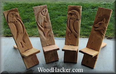 My Wood Carving Adventure: April 2012