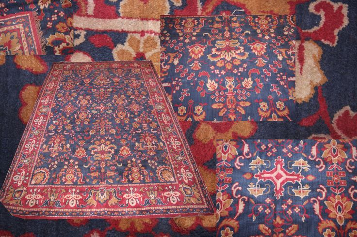 Arts and crafts embrace a wide variety of carpets, whether Machine or handmade. They generally grew out of desire by influential artists, designers and architectures, promoting different styles. For example this finely machine made European Arts and crafts carpet demonstrates Persian design at its best. Visit our website www.imperialrugs.co.uk