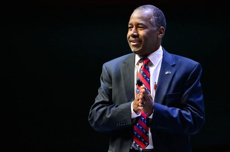 Photo: Richard Shiro/AP In 2013, Ben Carson told Glenn Beck that he had no plans to run for president.  He has risen to nearly a first-place tie with Donald Trump in national Republican presidential primary polls, and has stayed there since early September.